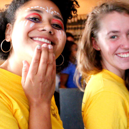 Oslo Afro Arts Volunteers 2018