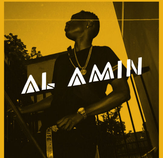 AL Amin Oslo Afro Arts 2019