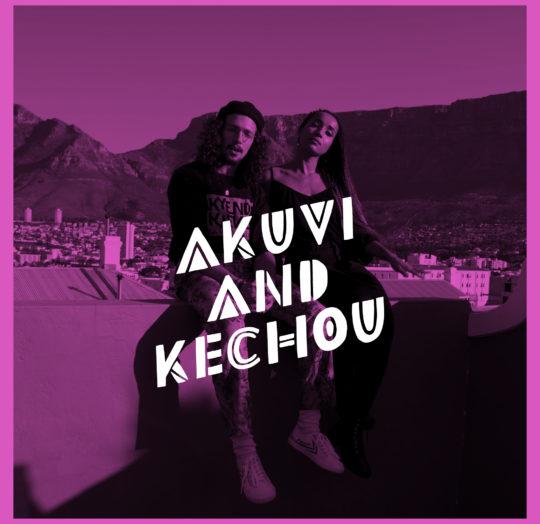 Akuvi And Kechou Oslo Afro Arts 2019