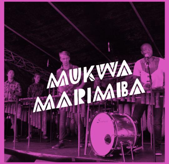 Mukwa Marimba Oslo Afro Arts 2019