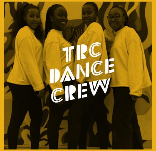 TRC Dance Crew Oslo Afro Arts 2019