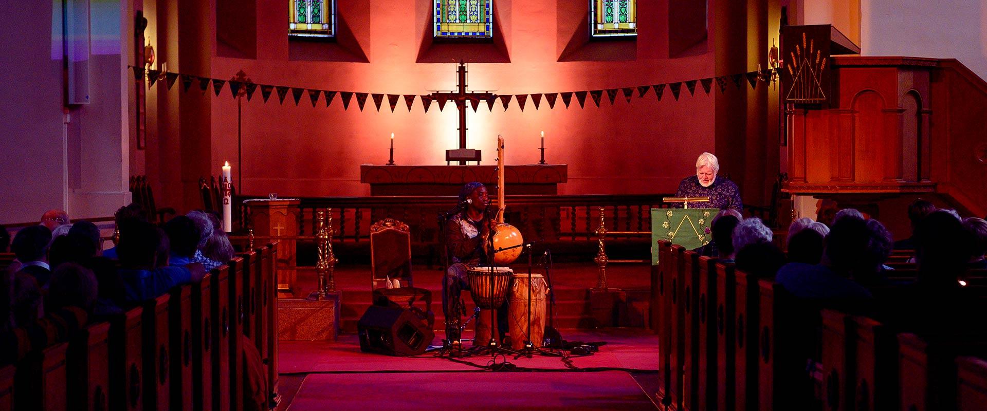 Gronland Church Oslo Afro Arts 2019